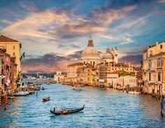 Venecia, Italia    Viatur.com/tours_por_europa.html                                                                                                                                                      Más