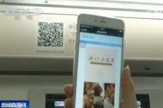 Beijing Metro Trains Become E-Book Libraries