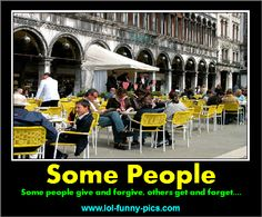 Funny Facts - Some People