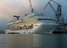 Fincantieri presenta Carnival Vista