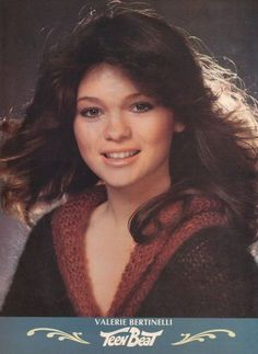 Valerie Bertinelli Aka Barbara from One Day At A Time Valerie Bertinelli Young, 80s Hair, Italian Beauty, Famous Women, Famous People, Girl Crushes, 34c, Woman Crush, Gorgeous Women