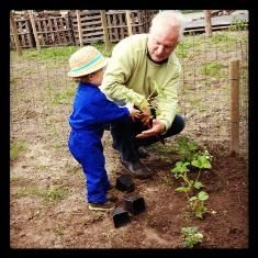 Jong geleerd is oud gedaan.