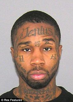 "Image Mexican Mafia Prison Gang Tattoos Download | Goliath 2 ""Gang Tattoo"" Ideas 
