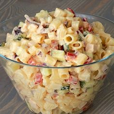 Pasta Salad, Potato Salad, Noodles, Food And Drink, Potatoes, Cooking, Ethnic Recipes, Kitchen, Art