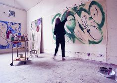 lee-krasner_in-her-studio