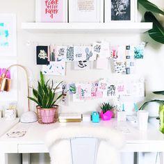HIBRID's workspace