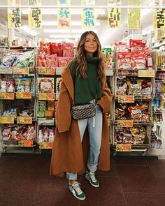Isn't this the right time to get inspired with some early spring outfits? Early Spring Outfits, Winter Fashion Outfits, Fall Winter Outfits, Look Fashion, Autumn Winter Fashion, Cold Spring Outfit, Fall Outfits For Work, Fall Fashion Trends, Trendy Fashion