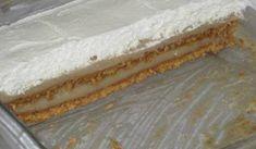 Recette : Carrés au sirop d'érable. Desserts Printemps, Portion, Sweet Desserts, Sugar, Puddings