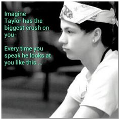 Imagine Taylor Caniff