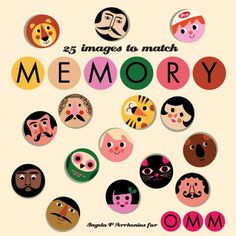 Värikäs muistipeli