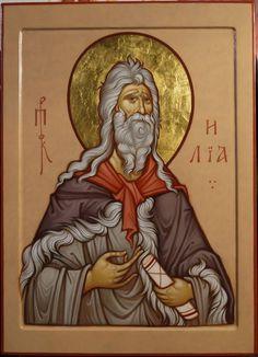 St Elijah the Prophet by Maxim Sheshukov