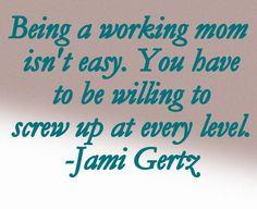 Advice to New Working Moms - Beyer Beware