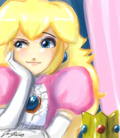 Think Peach by *johnjoseco on deviantART