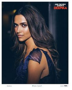 Deepika Padukone FHM India July 2014