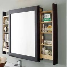 Best Of Skar Cabinet with Mirror