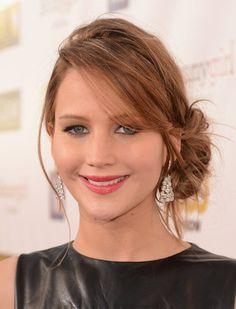 Jennifer Lawrence, 2013 Critics' Choice Awards