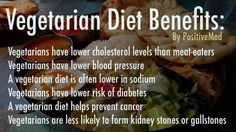 vegetarian diet benefits why become a vegetarian