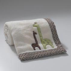 Found it at Wayfair - Giraffe Appliqued Blanket Best Baby Blankets, Soft Blankets, Giraffe Blanket, Little Giraffe, Giraffe Pattern, Baby Box, Cat Quilt, Baby Sister, Baby Quilts