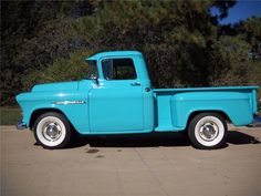 1955 chevy truck | Barrett-Jackson Lot #643 - 1955 CHEVROLET 3100 PICKUP