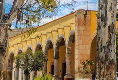Real de Asientos Pueblo Mágico en #Aguascalientes, México