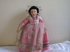 Lenci vintage doll