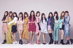 IZ*ONE becomes the K-pop girl group with the best first-day single sales in Japan Nayeon, K Pop, Suki, Music Power, Song Reviews, Website Features, Japanese Girl Group, Twice, Kim Min