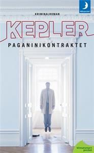 http://www.adlibris.com/se/product.aspx?isbn=9170018839 | Titel: Paganinikontraktet - Författare: Lars Kepler - ISBN: 9170018839 - Pris: 51 kr