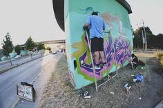 Apoye el Graffiti!