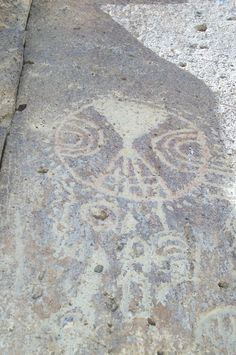 Chalfant Petroglyphs
