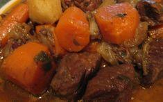 Recette ; Boeuf Africain.( La vraie recette ) Nigeria Food, Island Food, Fusion Food, Broccoli Beef, Couscous, Pot Roast, Coco, Good Food, Food Porn