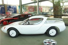 1963 BMW 700 Colani Coupe Concept