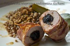 W mojej holenderskiej kuchni: Polędwiczka wieprzowa nadziewana śliwkami