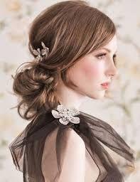 Image result for 復古 婚紗 髮型