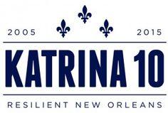 10 Years of Hurricane Katrina Anniversary(USA)