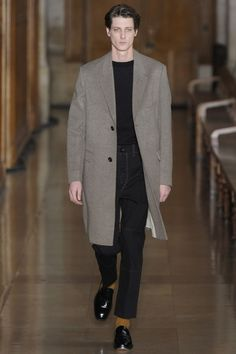 Lemaire menswear fall/winter 2016