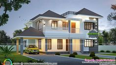 Classical modern home in 2730 sq-ft