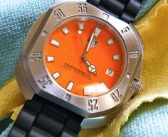 TAG Heuer Edge- a Prototype of a watch that never made it to production #watches
