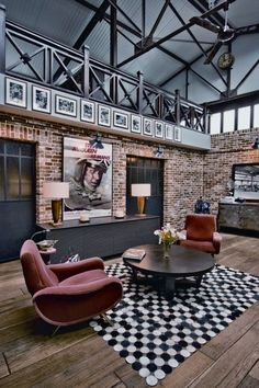 Creating an industrial style living room is really in trend because of its impossible to miss look, it's simple to create and exceptionally affordable. 10 Creative Urban Industrial Decor ideas To Nail Your Urban City Digs Modern Industrial Decor, Industrial House, Industrial Interiors, Industrial Style, Urban Industrial, Industrial Design, Industrial Apartment, Industrial Lighting, Modern Decor