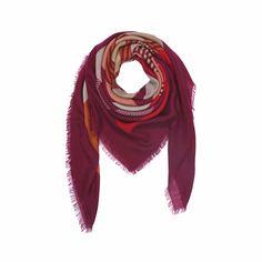FW16 Star Light wool scarf