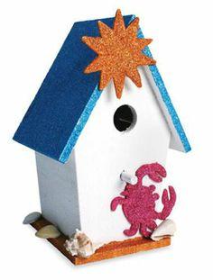 Seaside #Birdhouse