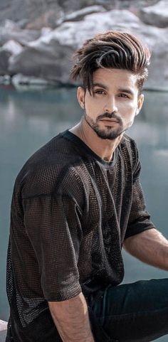 The Best 45 Hairstyle For Men, See Before You Go To The Hairdresser! – Page 12 of 45 – hotcrochet .com The Best 45 Hairstyle For Men, See Before You Go To The Hairdresser! – Page 12 of 45 – hotcrochet . Mens Hairstyles With Beard, Cool Hairstyles For Men, Boy Hairstyles, Haircuts For Men, Hairstyle Men, Hairstyle Ideas, Long Haircuts, Beard Styles For Men, Hair And Beard Styles