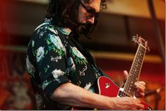 Photos by Revival Photography - Mike Campbell playing Duesenberg Guitars Mike Campbell, Tom Petty, Husband Wife, Trade Show, Editorial Photography, Guitars, Guys, American, Music