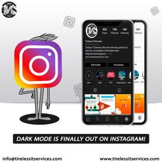 Welcome to the dark mode. Love it or hate it? Welcome to the dark mode. Love it or hate it? Instagram Users, Instagram Posts, Friday Feeling, Social Media Marketing, Hate, Photo And Video, Ios, Android