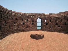 The Fort at Bekal, Kasaragod