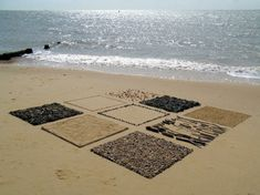 Sea Squares II  by Natasha Carsberg