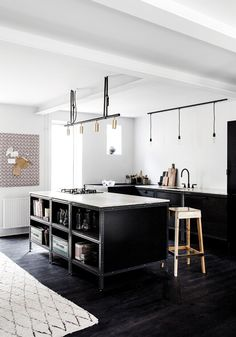 T.D.C: A Beautiful Home Renovation in Denmark