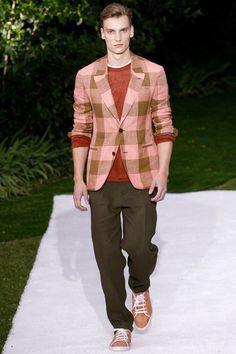 Berluti Spring 2015 Menswear Collection Slideshow on Style.com