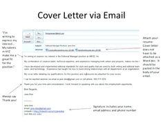 86 Best Job Application Email Samples Images Job Application
