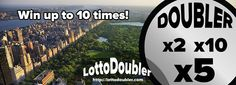 It's all about the doubler!  |  Win up to 10 times!  x2, x5, x10  Lotto Doubler instant lottery  http://blog.lottodoubler.com/2015/07/win-up-to-10-times-its-all-about-doubler.html   Twitter https://twitter.com/lottodoubler/status/624513124541046784   Pinterest    Facebook https://www.facebook.com/lottodoubler   Website http://lottodoubler.com   #suddenly #millionaire #scratch #scratchticket #scratchtickets #scratchgame #lotto #doubler #lottery #lottodoubler #lotterydoubler #jackpot  #money…