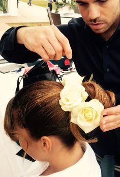 Buongiorno stamattina mi sento un #hairstylist #creativo @CapellissimiCDN